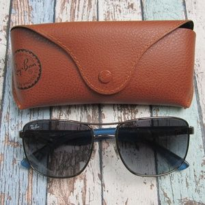 Ray Ban RB 3533 004/8G Unisex Sunglasses/OLZ448